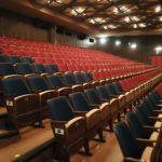 Kino - pohled do jeviště