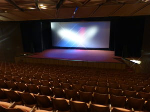 Kino a divadelní sál