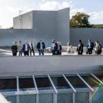 Den otevřených dveří - návštěvníci na střeše Citadely
