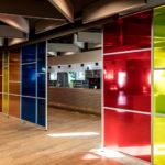 Den otevřených dveří - nový interiér společenského sálu